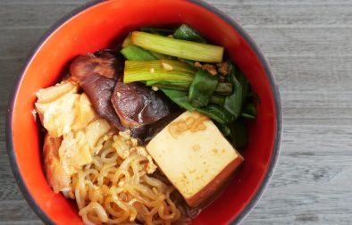 Vegan sukiyaki ヴィーガンすき焼き