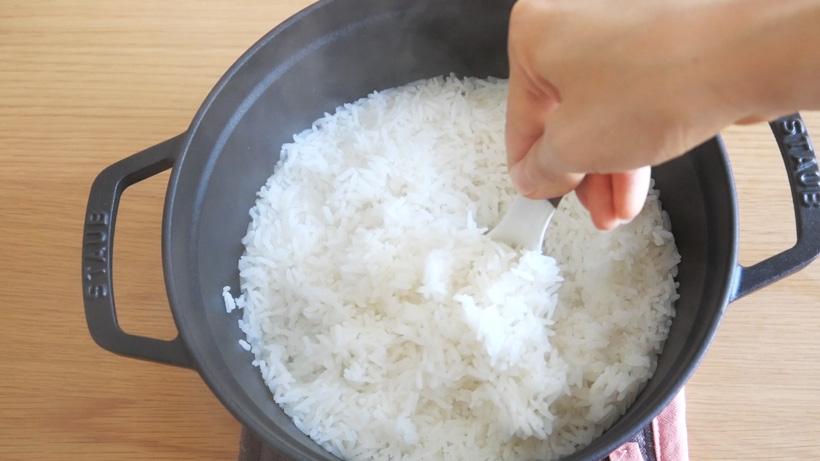 炊き 方 米 タイ タイ米の美味しい炊き方。簡単に炊飯器や土鍋で、あらウマい!
