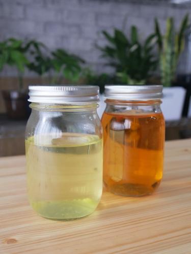 アデリア ガラス 保存瓶 475ml