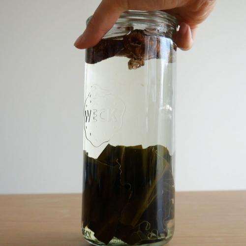 WECK ガラス保存容器 STRAIGHT 1000ml