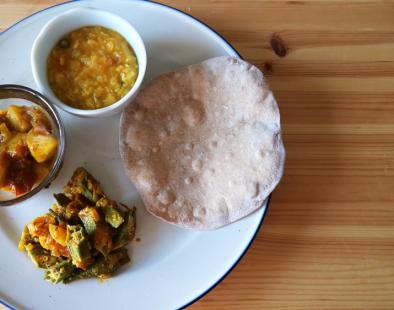 北インド家庭料理