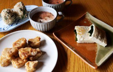 高野豆腐のマクロビレシピ