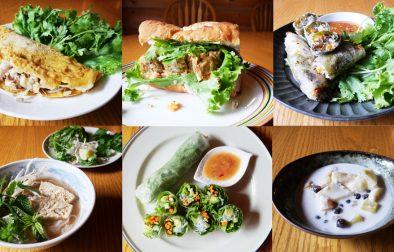 ヴィーガンベトナム料理