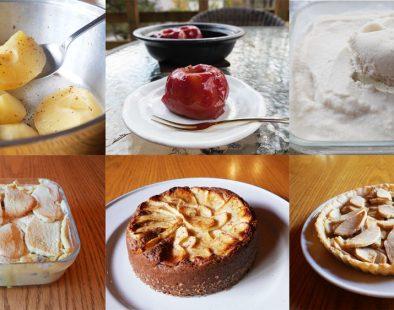 秋のりんご遊びレシピ