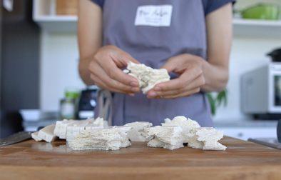 2度冷凍豆腐