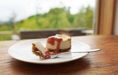 ヴィーガンベイクドチーズケーキ-レシピ-作り方-vegan-baked-cheesecake-recipe